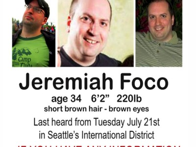 Jeremiah Foco – Seattle, Wa