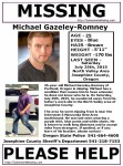 Michael Gazeley-Romney  – Josephine County, Or
