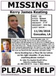 Kerry James Keating – Gonzales, La